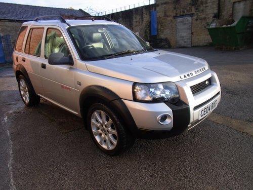 2004 Land Rover freelander V6 Sport Auto 5 Door For Sale (picture 1 of 6)