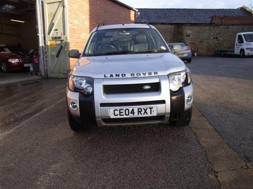 2004 Land Rover freelander V6 Sport Auto 5 Door For Sale (picture 2 of 6)