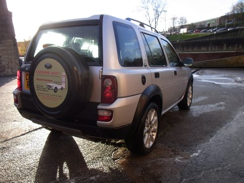 2004 Land Rover freelander V6 Sport Auto 5 Door For Sale (picture 5 of 6)