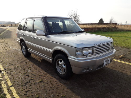 RANGE ROVER P38 2000 MODEL  FROM JAPAN – ONLY 62000 For Sale (picture 2 of 6)