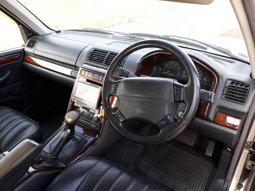RANGE ROVER P38 2000 MODEL  FROM JAPAN – ONLY 62000 For Sale (picture 5 of 6)