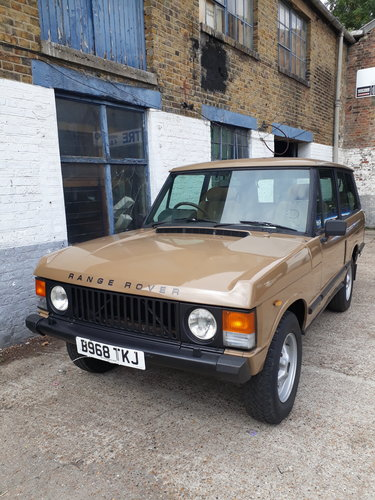 1984 Range Rover MK1 2 Door For Sale (picture 1 of 6)