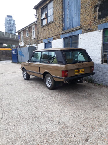 1984 Range Rover MK1 2 Door For Sale (picture 4 of 6)
