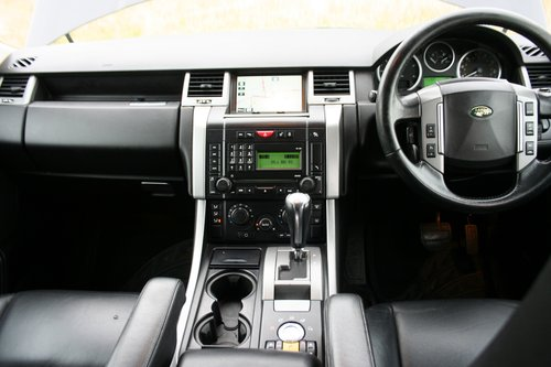 2009 Range Rover Sport 2.7 TDV6 S Auto For Sale (picture 2 of 6)