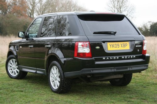 2009 Range Rover Sport 2.7 TDV6 S Auto For Sale (picture 6 of 6)