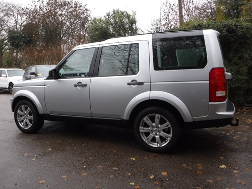 Land Rover Discovery 3 2.7 TD V6 HSE 5dr 2008 (08 reg), SUV  For Sale (picture 2 of 4)