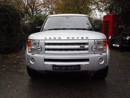 Land Rover Discovery 3 2.7 TD V6 HSE 5dr 2008 (08 reg), SUV  For Sale (picture 3 of 4)