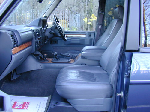 1994 RANGE ROVER CLASSIC 4.2 LSE SOFT DASH RHD COLLECTOR QUALITY! For Sale (picture 5 of 6)
