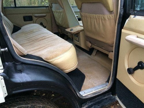 1981 Range Rover Classic, early four door. For Sale (picture 4 of 6)