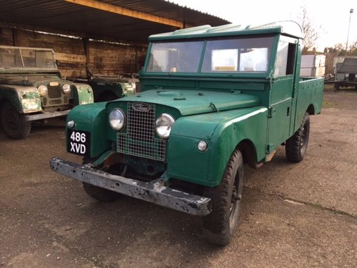 1955 Series 1 107 inch For Sale (picture 1 of 6)