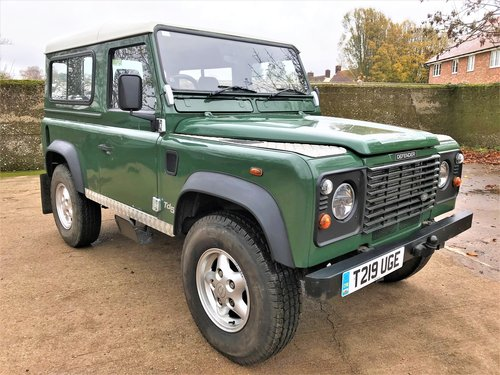 high spec 1999/T Defender 90 TD5 7 seater+12M MOT For Sale (picture 2 of 6)