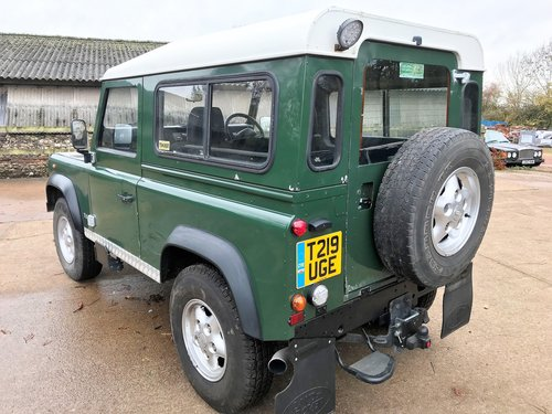 high spec 1999/T Defender 90 TD5 7 seater+12M MOT For Sale (picture 4 of 6)