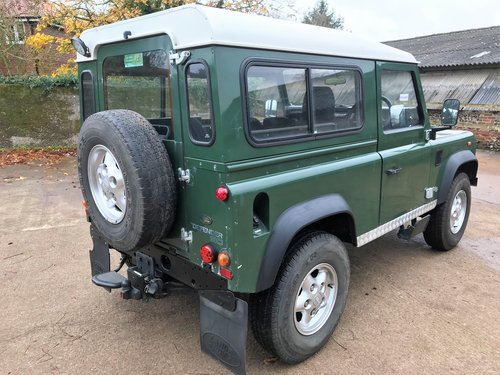 high spec 1999/T Defender 90 TD5 7 seater+12M MOT For Sale (picture 5 of 6)