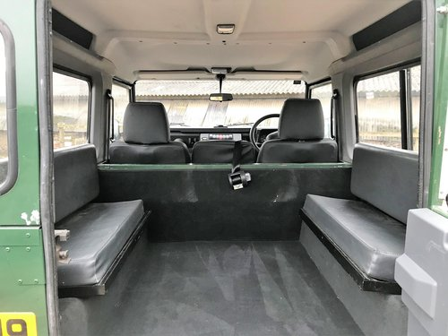 high spec 1999/T Defender 90 TD5 7 seater+12M MOT For Sale (picture 6 of 6)
