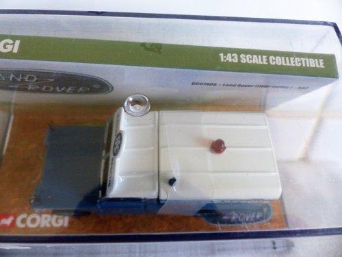 CORGI LAND ROVER RAC RADIO PATROL 1:43 SCALE For Sale (picture 3 of 6)
