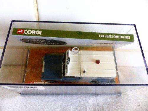 CORGI LAND ROVER RAC RADIO PATROL 1:43 SCALE For Sale (picture 5 of 6)