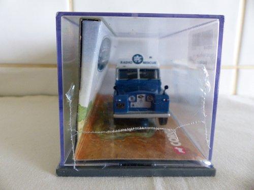 CORGI LAND ROVER RAC RADIO PATROL 1:43 SCALE For Sale (picture 6 of 6)