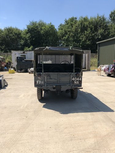 1952 Ex RAF Landrover Series 1 For Sale (picture 6 of 6)