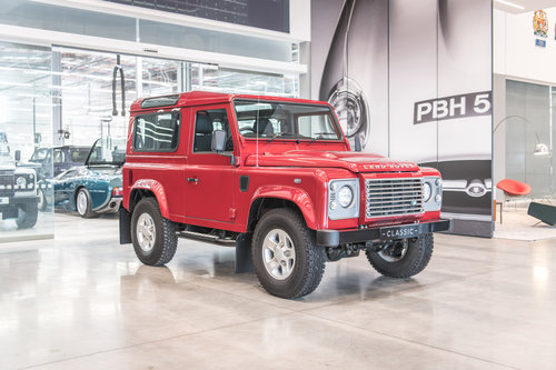 2013 Land Rover Defender 90 XS For Sale (picture 1 of 6)