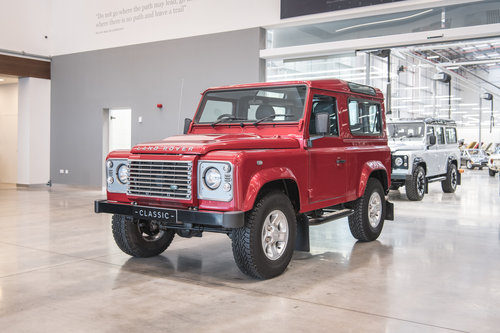 2013 Land Rover Defender 90 XS For Sale (picture 3 of 6)