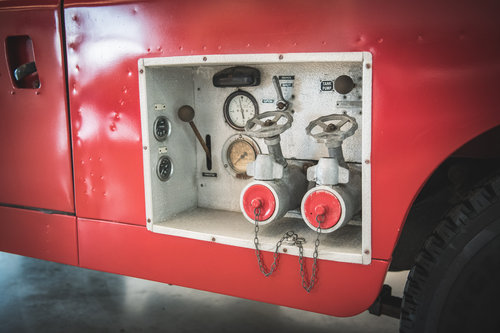 1966 Land Rover Series 2A Fire Engine SOLD (picture 6 of 6)