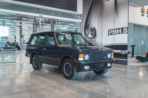 1990 Range Rover Classic 4 Door For Sale (picture 1 of 6)