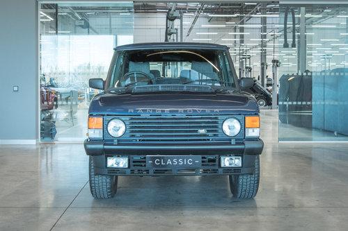 1990 Range Rover Classic 4 Door For Sale (picture 2 of 6)