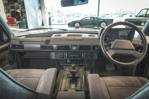 1990 Range Rover Classic 4 Door For Sale (picture 4 of 6)