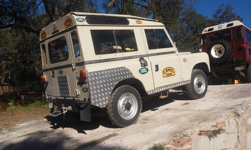 Classic Land Rover 88 Diesel Series III  4x4   1977 For Sale (picture 5 of 6)