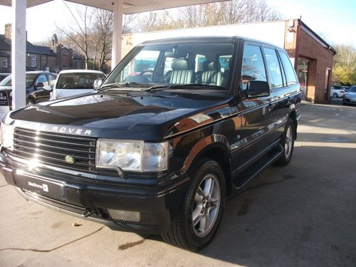 1999 LAND ROVER RANGE ROVER 4.6 HSE AUTOMATIC For Sale (picture 1 of 6)