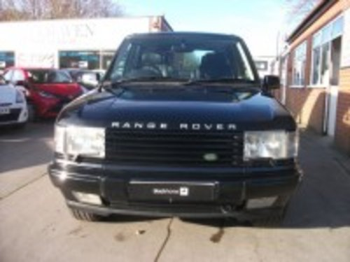 1999 LAND ROVER RANGE ROVER 4.6 HSE AUTOMATIC For Sale (picture 2 of 6)