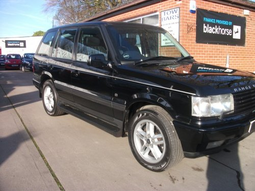 1999 LAND ROVER RANGE ROVER 4.6 HSE AUTOMATIC For Sale (picture 4 of 6)