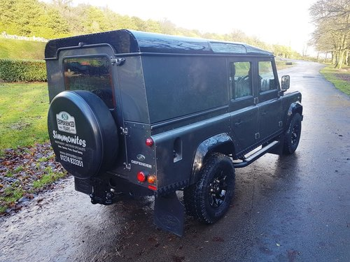 2014 LAND ROVER DEFENDER 110 TDCI UTILITY XS For Sale (picture 2 of 6)