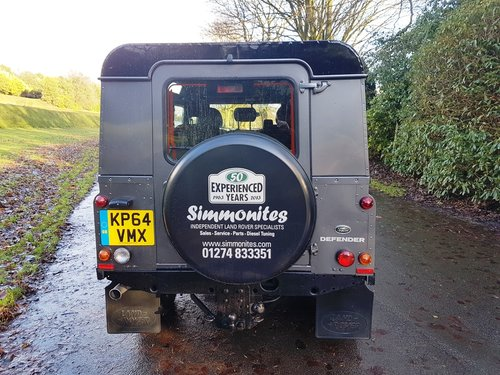 2014 LAND ROVER DEFENDER 110 TDCI UTILITY XS For Sale (picture 3 of 6)