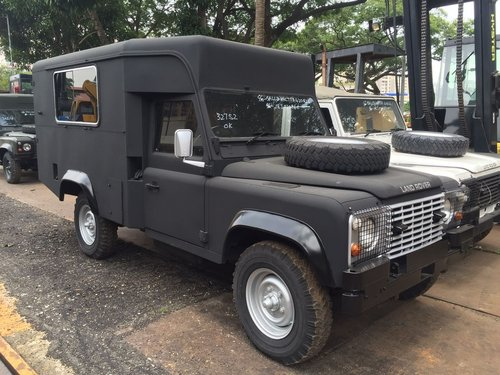 1985 CAMPER LAND ROVER  For Sale (picture 1 of 6)