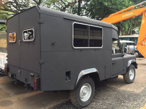 1985 CAMPER LAND ROVER  For Sale (picture 2 of 6)