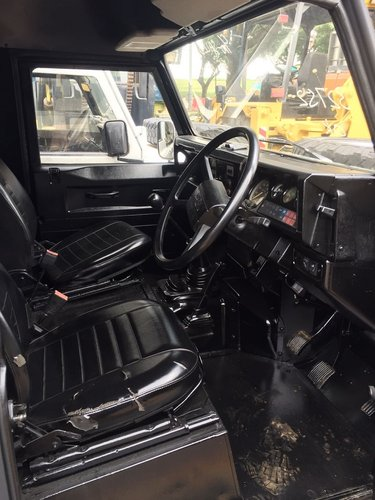 1985 CAMPER LAND ROVER  For Sale (picture 6 of 6)