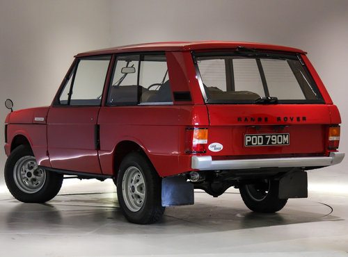 1974 Range Rover 3.5 V8 Suffix C-Low Mileage-Outstanding  For Sale (picture 2 of 6)