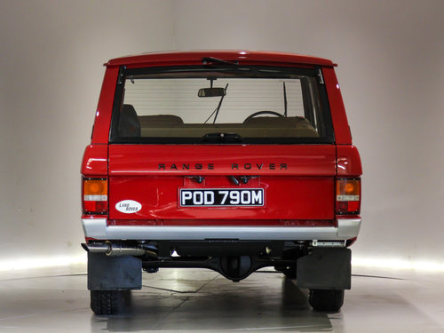 1974 Range Rover 3.5 V8 Suffix C-Low Mileage-Outstanding  For Sale (picture 4 of 6)