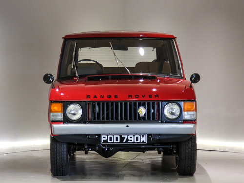 1974 Range Rover 3.5 V8 Suffix C-Low Mileage-Outstanding  For Sale (picture 5 of 6)
