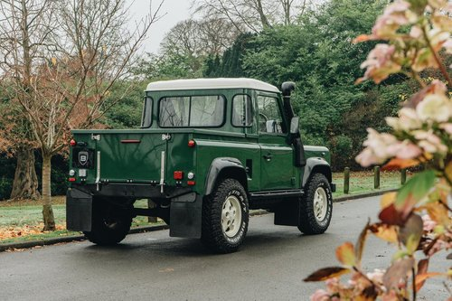 1995 (N) Land Rover Defender Tdi Pick Up-Fantastic Condition For Sale (picture 2 of 6)