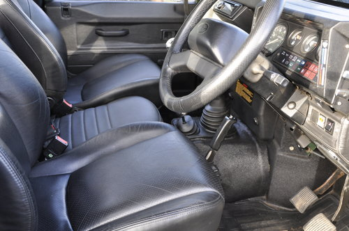 1995 (N) Land Rover Defender Tdi Pick Up-Fantastic Condition For Sale (picture 6 of 6)