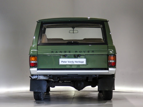 1971 Land Rover Range Rover 3.5 V8 For Sale (picture 3 of 6)