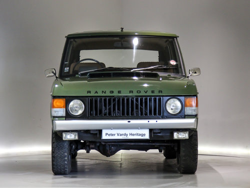 1971 Land Rover Range Rover 3.5 V8 For Sale (picture 4 of 6)