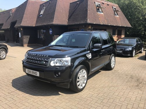 2011 (11) Land Rover Freelander 2 2.2 TD4 HSE Automatic SOLD (picture 2 of 6)