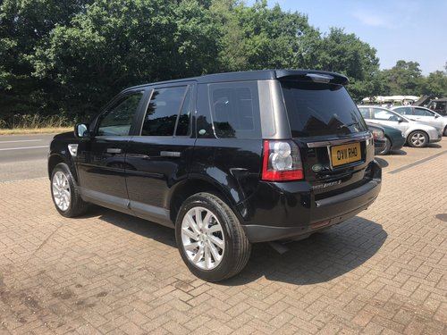 2011 (11) Land Rover Freelander 2 2.2 TD4 HSE Automatic SOLD (picture 4 of 6)