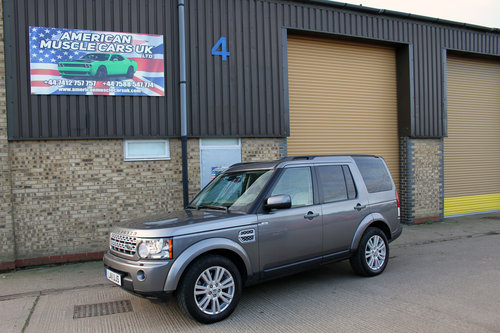 2011 Land Rover Discovery For Sale (picture 1 of 6)