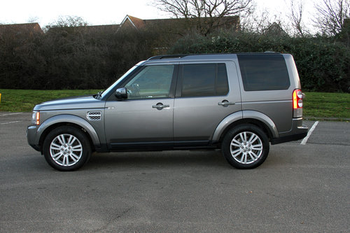 2011 Land Rover Discovery For Sale (picture 2 of 6)