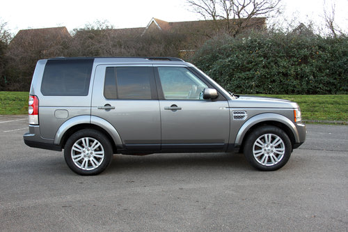 2011 Land Rover Discovery For Sale (picture 4 of 6)