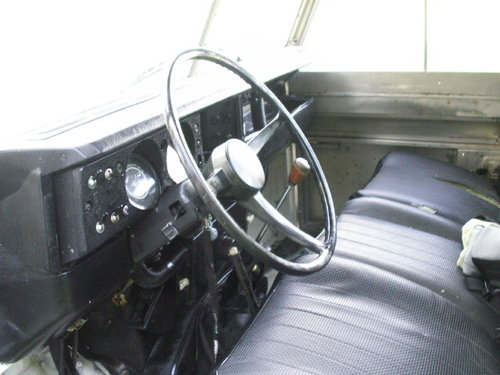 land rover LHD  santana 1975 world export diesel For Sale (picture 6 of 6)